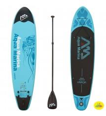 AQUA MARINA VAPOR SUP 2016 + paddle