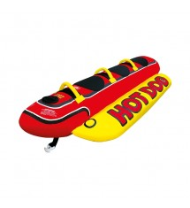 Airhead Towable  Hot Dog 3 Persons