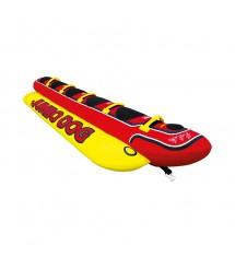 Airhead Towable  Jumbo Dog 5 Persons