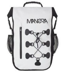Manera Dry Bag, Black/White