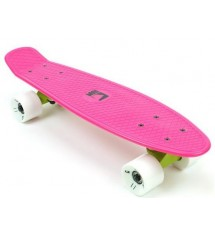 RAM Old School Skateboard Dragon Fruit Pink 55.9 cm