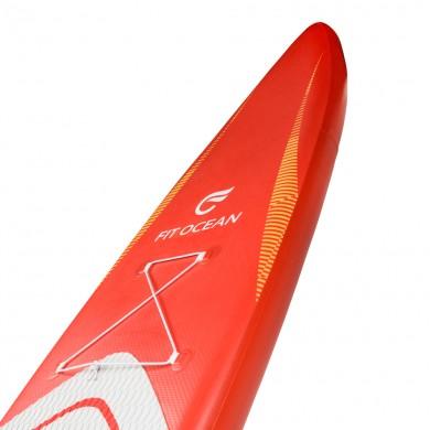 FIT OCEAN ALLROUND SPEEDSTER 12'6 RED PREMIUM