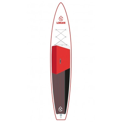 "Lokahi ENJOY 12'6"" Red"
