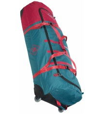 ION 2018 - Pokrowiec  139- Gearbag CORE - petrol/red -