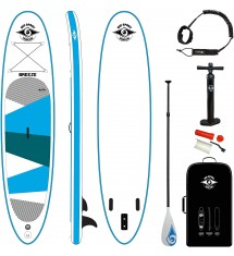 BIC Breeze 11'0 Air Inflatable SUP Package