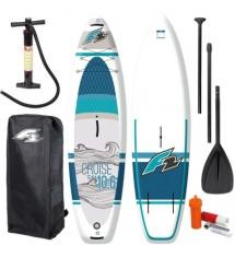 F2 Cruise Coast 11'6 Heat Fusion windsurf